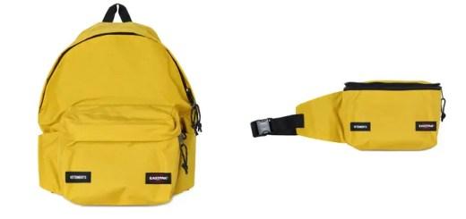 イエローも有り!VETEMENTS 2017-2018 F/W × Eastpak backpack (ヴェトモン イーストパック)