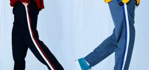 monkey timeから人気のサイドライントラックパンツにニューカラー「LINE TW TRACK EASY」が12月上旬発売! (モンキータイム)