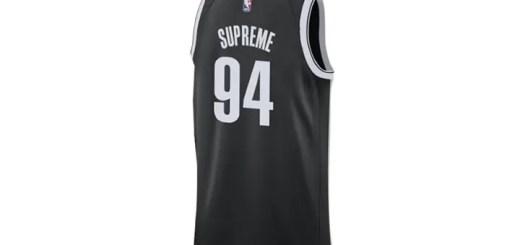 【速報】SUPREME × NBA × NIKELAB ジャージ 3カラー (シュプリーム エヌビーエー ナイキラボ) [AO3631-010,100,440]