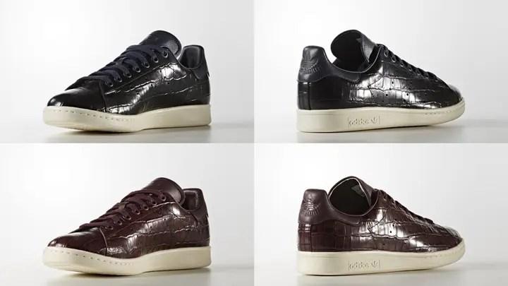 "adidas Originals STAN SMITH SNAKE ""Dark Blue/Dark Lilac"" (アディダス オリジナルス スタンスミス スネーク ""ダーク ブルー/ダーク ライラック"") [BZ0453,0454]"