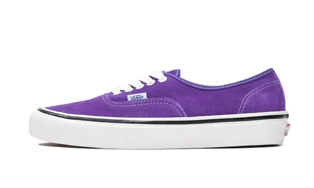 "BILLY'S限定!VANS AUTHENTIC 44 DX ""ANAHEIM FACTORY PACK"" BRIGHT PURPLE (ビリーズ バンズ オーセンティック""アナハイム ファクトリー パック"" ブライト パープル) [VN0A38ENQSW]"