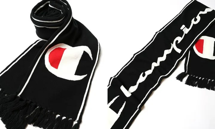 Champion × FREAK'S STORE 別注 マフラーが12月下旬発売 (チャンピオン フリークスストア)
