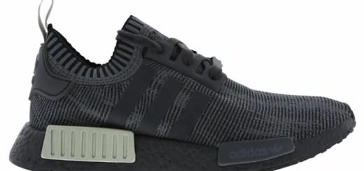 """11/25発売!adidas Originals NMD_R1 PRIMEKNIT {PK} """"Core Black/Utility Black"""" (アディダス オリジナルス エヌ エム ディー プライムニット """"コア ブラック/ユーティリティー ブラック"""") [AQ1248]"""