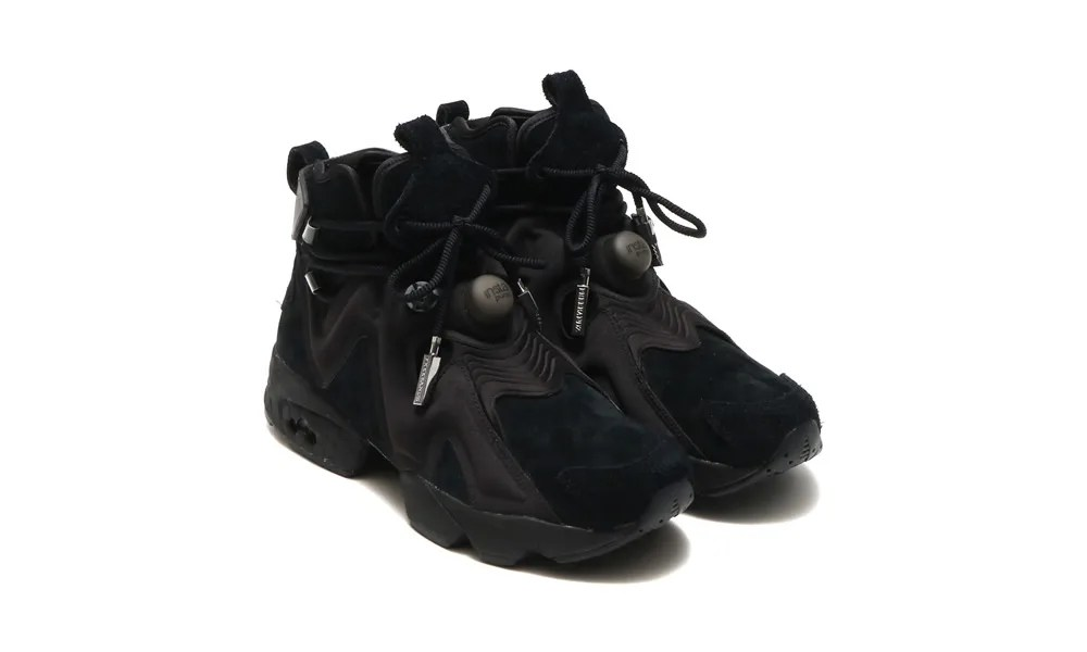 """12/1発売!FUTURE × REEBOK FURIKAZE """"Triple Black"""" (フューチャー リーボック フリカゼ """"トリプル ブラック"""") [BS7420]"""