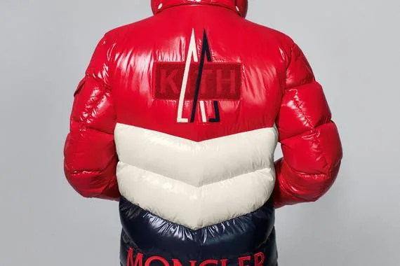 KITH × MONCLER コラボ LOOKBOOKが公開!12月2日/12月9日の2回に分けて発売 (キス モンクレール )