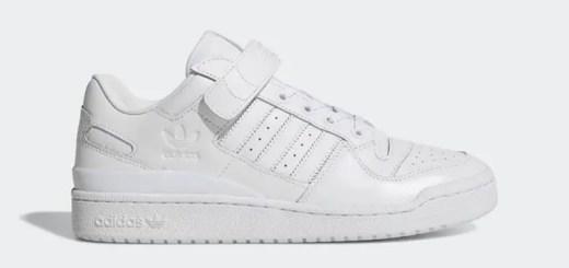 """adidas Originals FORUM LOW """"White"""" (アディダス オリジナルス フォーラム ロー """"ホワイト"""") [BA7276]"""