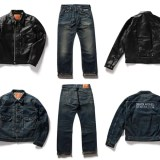 Levi's x UNDERCOVER Trucker Jacket/Pantsが12/16から発売 (リーバイス アンダーカバー)