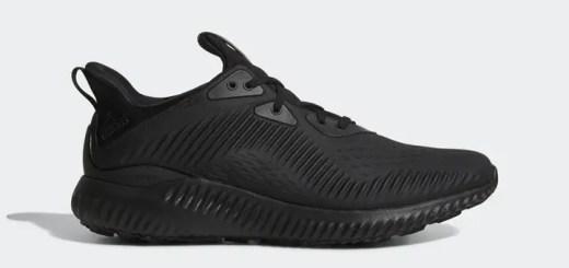"adidas ALPHA BOUNCE 1 ""Triple Black"" (アディダス アルファ バウンス 1 ""トリプル ブラック"") [CQ0401]"