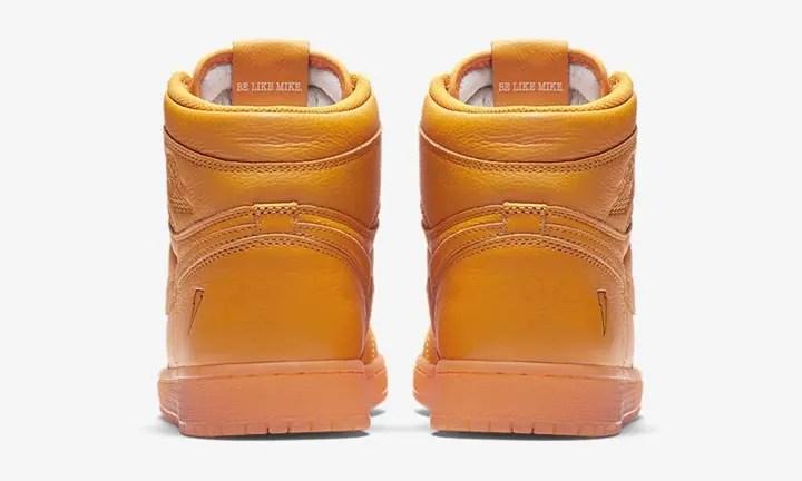 """【オフィシャルイメージ】12/26発売予定!ナイキ エア ジョーダン 1 レトロ ハイ """"ゲータレード"""" オレンジ ピール (NIKE AIR JORDAN 1 RETRO HIGH """"Gatorade-G8RD"""" Orange Peel) [AJ5997-880"""