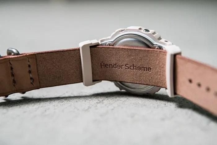 Hender Scheme × G-SHOCK DW-5600HS-4JFが展開予定 (エンダースキーマ Gショック ジーショック)