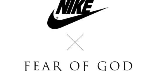 FEAR OF GOD × NIKEのコラボレーションが2018年に始動か!? (フィア オブ ゴッド ナイキ)