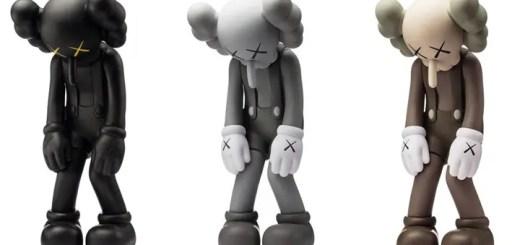 """12/12発売!KAWS SMALL LIE """"Black/Grey/Brown"""" (カウズ スモール ライ """"ブラック/グレー/ブラウン"""")"""