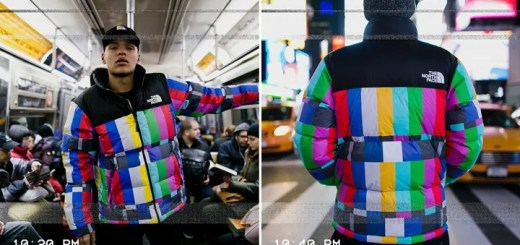 "Extra Butter NY x THE NORTH FACE ""Technical Difficulties"" COLLECTION (エクストラ バター ザ・ノース・フェイス コレクション)"