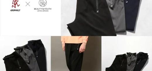 BEAUTY&YOUTH 別注!GRAMICCI RESORT PANTSが2月中旬発売! (ビューティアンドユース グラミチ)