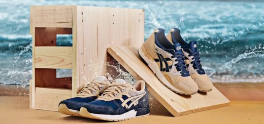 "ASICS TIGER GEL-LYTE ""Beach Pack"" (アシックス タイガー ゲルライト ""ビーチ パック"")"