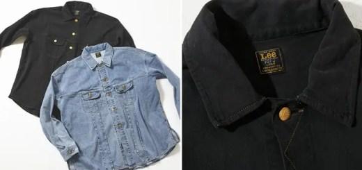 LEE × AMERICAN RAG CIE 別注!オーバーサイズ デニム シャツ ジャケットが4月上旬発売 (リー アメアメリカンラグシー)