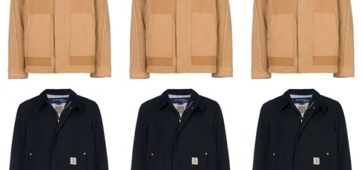 JUNYA WATANABE MAN x Carhartt Jacket (ジュンヤ ワタナベ マン カーハート ジャケット)