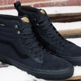 "GORE-TEX × VANS Sk8-Hi MTE ""Black Out"" (バンズ ゴアテックス)"