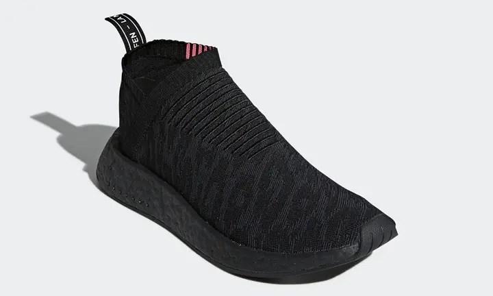 """3/15発売予定!adidas Originals NMD_CS2 """"Triple Black"""" (アディダス オリジナルス エヌ エム ディー シティ ソック """"トリプル ブラック"""") [CQ2373]"""