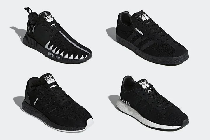 【国内2/24発売】NEIGHBORHOOD × adidas Originals 2018 S/S COLLECTION (ネイバーフッド アディダス オリジナルス 2018年 春夏 コレクション)