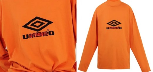 "VETEMENTS x Umbro ""long-sleeved jersey T-shirt"" (ヴェトモン アンブロ)"
