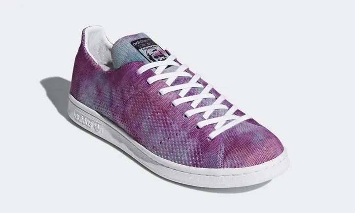 """3月発売予定!Pharrell Williams x adidas Originals STAN SMITH Human Race HU Holi MC """"Purple"""" (ファレル・ウィリアムス アディダス オリジナルス スタンスミス ヒューマン レース ホーリー """"パープル"""") [DA9612]"""