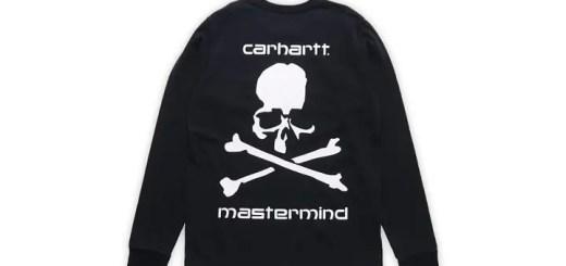 mastermind JAPAN × Carhartt 2018 S/S カプセルコレクションが2/17から店舗限定でリリース (マスターマインド ジャパン カーハート)
