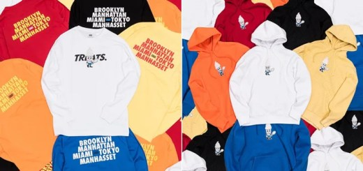 "KITH TREATS TOKYO ""The Cereal Boy"" COLLECTIONが2/17から展開 (キス トリーツ トウキョウ)"