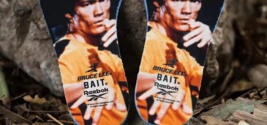 BAIT x Bruce Lee x REEBOK CLASSIC KAMIKAZE II (バイト ブルース・リー リーボック クラシック カミカゼ 2)