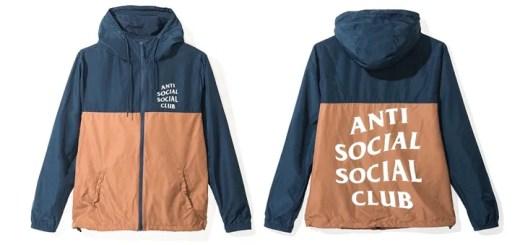 Anti Social Social Clubから新作アイテムが2/10にラインナップ (アンチ ソーシャル ソーシャル クラブ)
