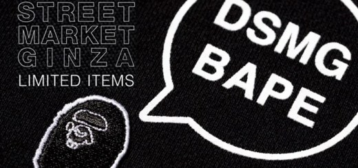 DOVER STREET MARKET GINZA × A BATHING APEとのコラボ ニューコレクションが3/3発売! (ドーバー ストリート マーケット DSM ア ベイシング エイプ)