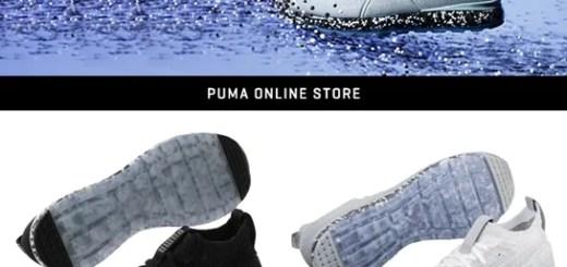 """3/5発売!PUMA JAMMING EVOKNIT """"Black/Whisper White"""" (プーマ ジャミング エボニット """"ブラック/ウィスパー ホワイト"""") [190629]"""