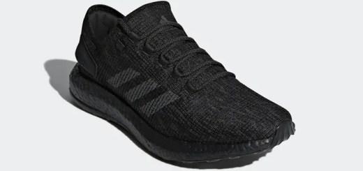 """3/9発売!adidas PURE BOOST LTD """"Core Black/Solid Grey"""" (アディダス ピュアブースト """"コア ブラック/ソリッド グレー"""") [BB6288]"""