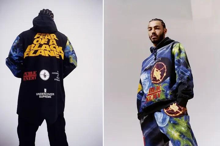 【オフィシャル発表】Public Enemyのアルバムアートを落とし込んだSUPREME 2018 S/S x UNDERCOVER コラボ (シュプリーム 2018年 春夏 アンダーカバー パブリック・エナミー)