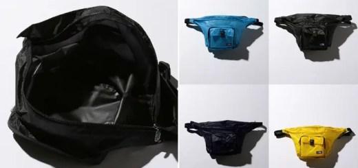 ザ・ノース・フェイス パープル レーベル「Lightweight Waist Bag」2018年 春夏モデル (THE NORTH FACE PURPLE LABEL 2018 SPRING/SUMMER) [NN7810N]