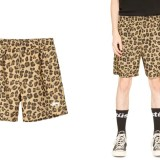 "STUSSY 2018 SPRING ""Leopard Water Short"" (ステューシー 2018年 スプリング)"