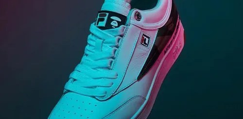 AAPE by A BATHING APE x FILA コラボシューズのショットが登場 (ア ベイシング エイプ フィラ)