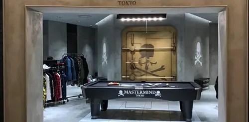 3/29から東京ミッドタウン日比谷にて「MASTERMIND TOKYO-マスターマインド トウキョウ」がオープン!記念コラボアイテムが続々登場!