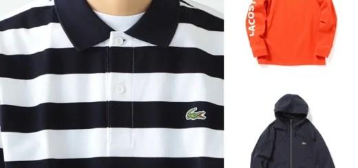 LACOSTE × BEAMS ポロシャツ/LS TEE/パーカーが5月上旬~発売 (ラコステ ビームス)
