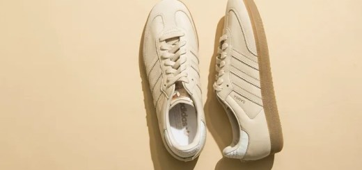 emmi × adidas Originalsの共同開発モデル「SAMBA-サンバ」が4月6日に発売 (エミ アディダス オリジナルス)