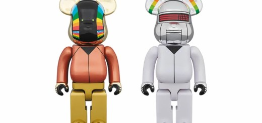 DAFT PUNK「DISCOVERY」版デザインのベアブリックが4月発売 (ダフトパンク BE@RBRICK)