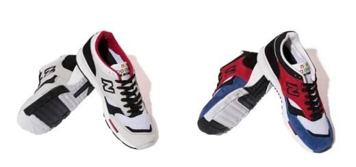 虹色をテーマとしたニューカラー!New Balance × mita sneakers × ESTNATION M1500 が4/13発売 (ニューバランス ミタスニーカーズ エストネーション)