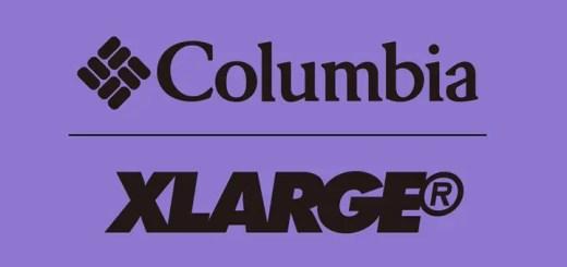 Columbia × XLARGE 2018 S/S 新たなコレクションが近日展開予定 (コロンビア エクストララージ)