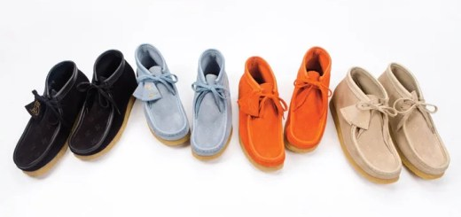 OVO × Clarks Original 'Made In Italy' Wallabee Bootが海外4/27展開 (OCTOBERS VERY OWN オクトーバーズ ベリー オウン クラークス ワラビー)