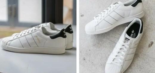 adidas Originals SUPERSTAR 80sの復刻版が5月下旬発売!レザーアッパーにスリーストライプスにステッチを (アディダス オリジナルス スーパースター)