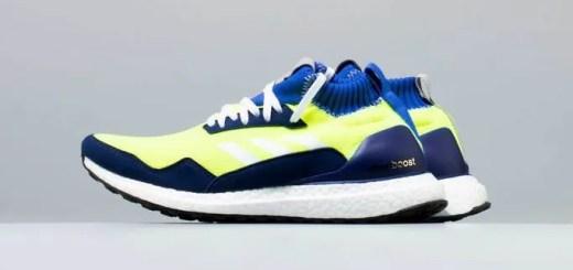 """【続報】5/26発売予定!adidas Consortium ULTRA BOOST MID """"PROTOTYPE"""" """"Solar Yellow/Hi Res Blue/White"""" (アディダス コンソーシアム ウルトラ ブースト ミッド """"プロトタイプ"""" """"ソーラー イエロー/ハイ レス ブルー/ホワイト"""") [BD7399]"""