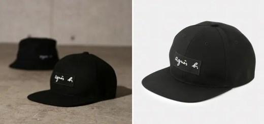 ADAM ET ROPE × agnes b 別注が今年も登場!CASQUETTE CAPが8月上旬発売 (アダム エ ロペ アニエスベー)