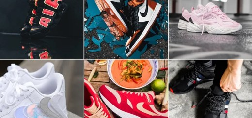 "【まとめ】5/12発売の厳選スニーカー!(NIKE WMNS AIR JORDAN 1 ""Shattered Backboard"" Satin)(WMNS AIR MORE UPTEMPO ""Hot Punch"")(AIR MAX 1 PREMIUM RETRO ""Red Curry"")(M2K TEKNO ""Pink Foam/Black"")他"
