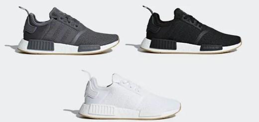 """6/1発売!adidas Originals NMD_R1 """"Grey/Core Black/Cloud White"""" (アディダス オリジナルス エヌ エム ディー) [B42199,42200,D96635]"""