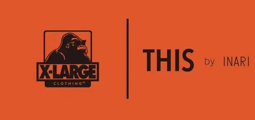 XLARGE × アイウェアブランド「INARI-THIS by INARI」コラボが近日展開 (エクストララージ ディス バイ イナリ)